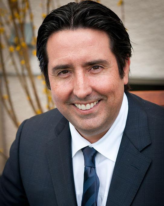 Dr. Yanez Portrait